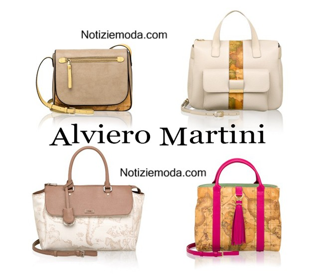 Accessori Alviero Martini borse primavera estate donna