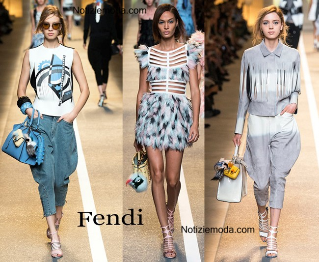 Accessori Fendi primavera estate donna