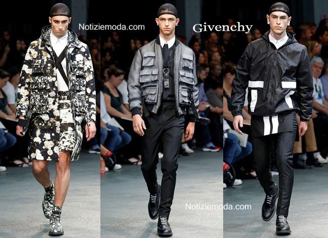 Accessori Givenchy primavera estate uomo