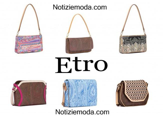 Bags Etro primavera estate moda donna