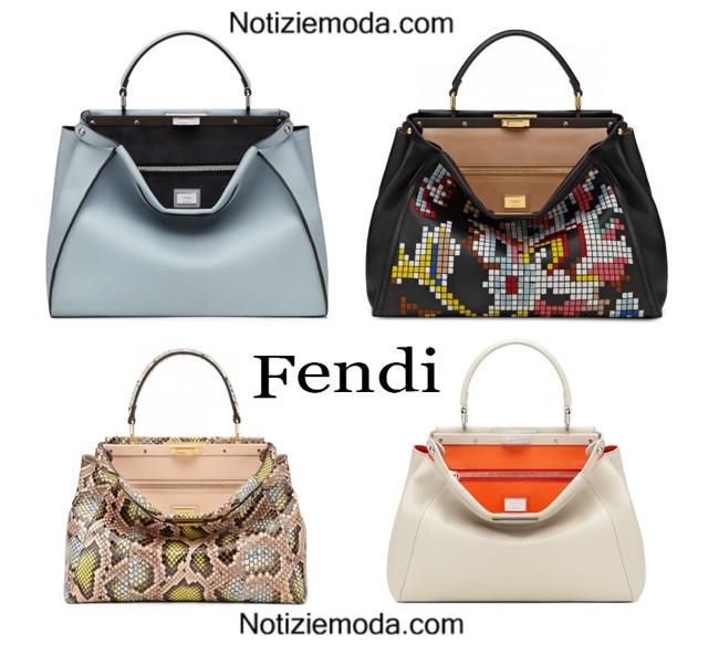 Bags Fendi primavera estate moda donna