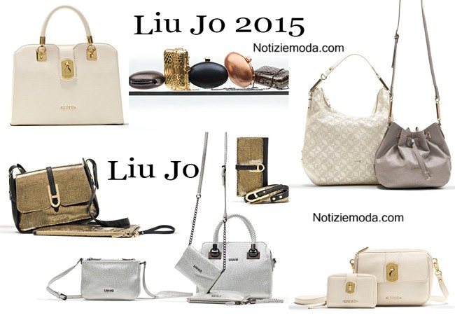 Borse Liu Jo primavera estate 2015 moda donna e9eb03cb9b4