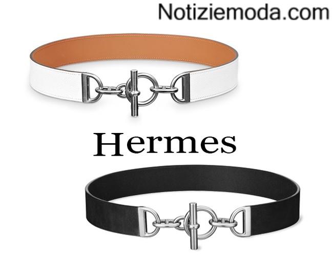 Cinture Hermes accessori primavera estate