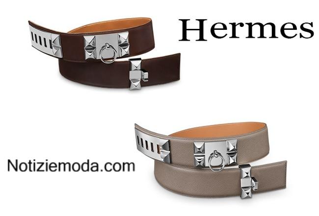 Cinture da donna Hermes accessori