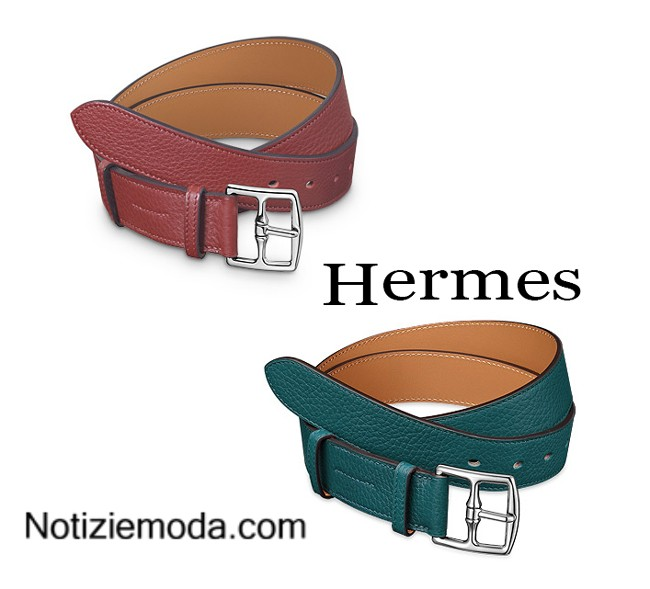 Cinture in pelle Hermes primavera estate