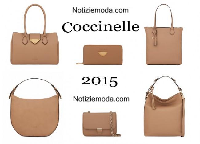 Collezione Coccinelle primavera estate donna