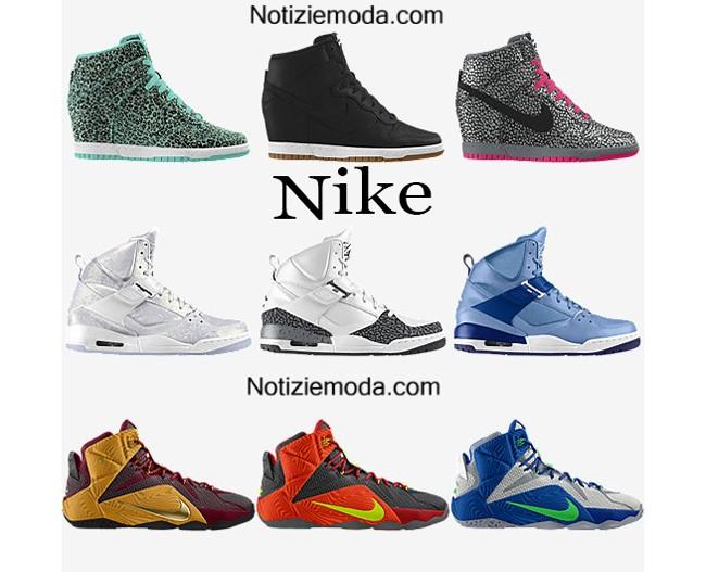 collezione scarpe nike primavera 2016