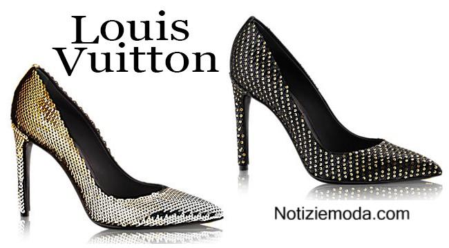 Decollete Louis Vuitton calzature primavera estate