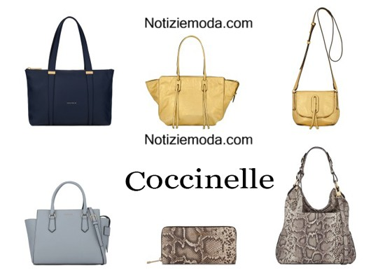 Handbags Coccinelle primavera estate donna
