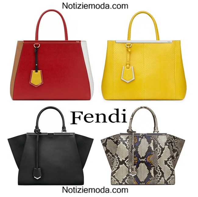 Handbags Fendi primavera estate donna
