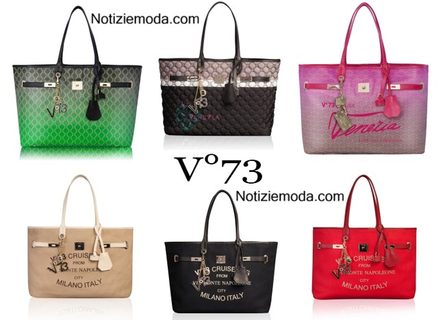 Handbags V73 primavera estate donna