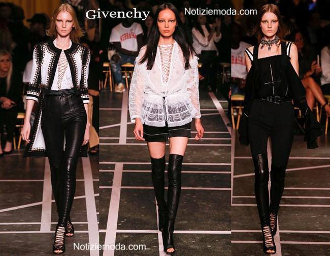 Look Givenchy primavera estate donna