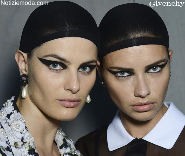 Makeup Givenchy primavera estate moda donna