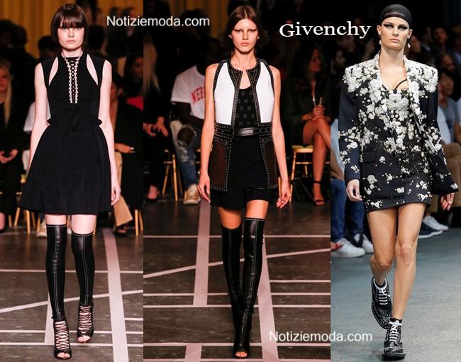 Scarpe Givenchy primavera estate donna