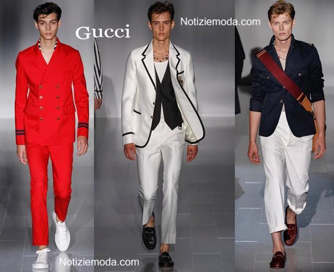 Scarpe Gucci primavera estate uomo