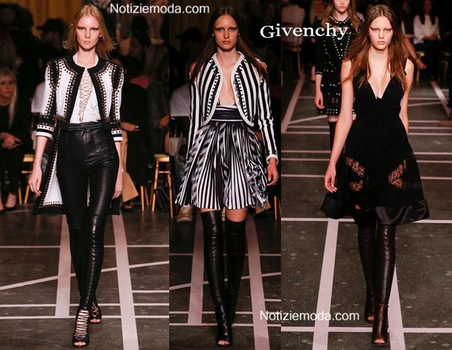 Sfilata Givenchy primavera estate donna