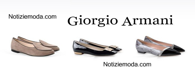Shoes Giorgio Armani primavera estate donna
