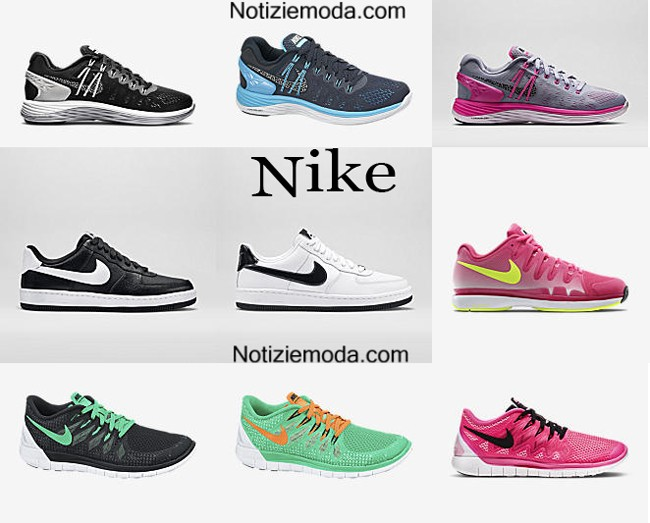 Sneakers Nike calzature primavera estate