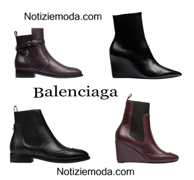 Stivaletti Balenciaga calzature primavera estate