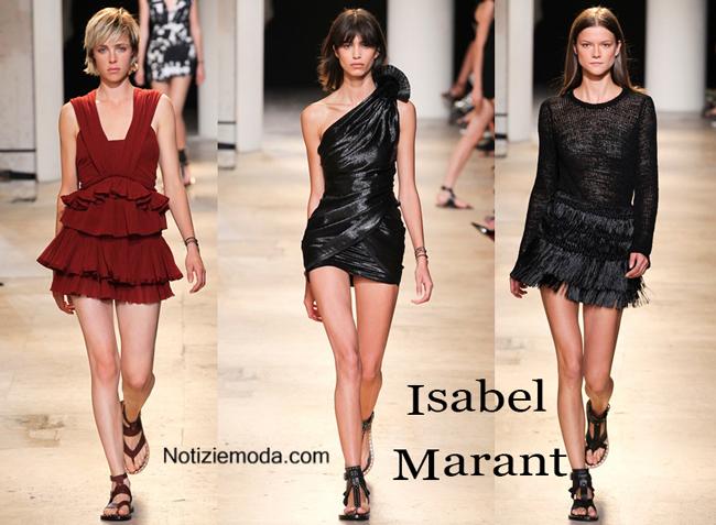 Abiti Isabel Marant primavera estate moda donna