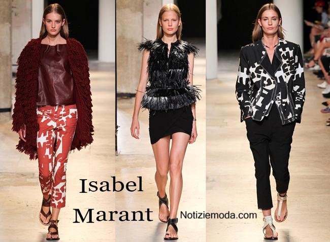 Accessori abbigliamento Isabel Marant primavera estate
