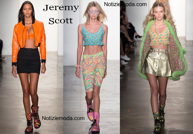 Accessori abbigliamento Jeremy Scott primavera estate