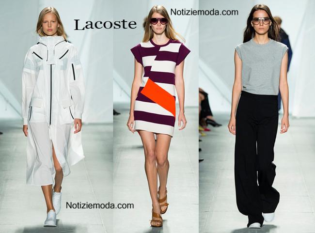 Accessori abbigliamento Lacoste primavera estate