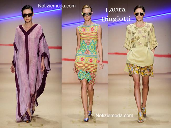 Accessori abbigliamento Laura Biagiotti primavera estate