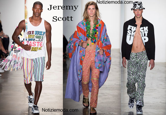 Borse Jeremy Scott primavera estate uomo
