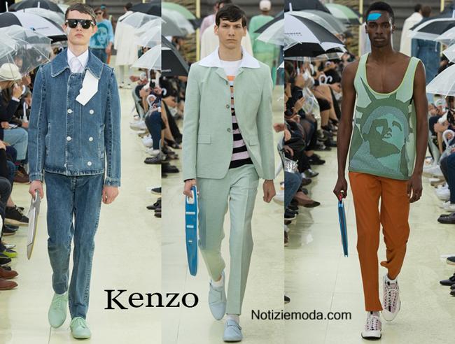Borse Kenzo primavera estate uomo