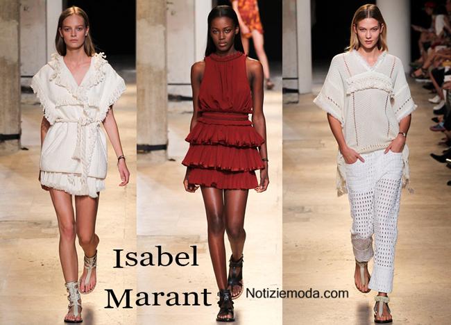 Collezione Isabel Marant primavera estate 2015 donna d8952987dd3