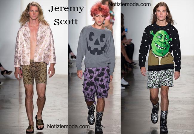 Scarpe Jeremy Scott primavera estate uomo