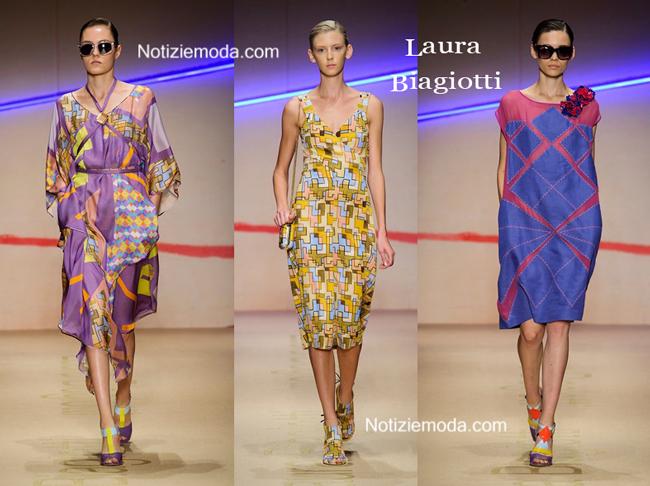 Sfilata Laura Biagiotti primavera estate donna