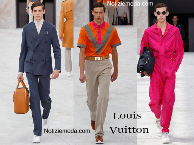 Sfilata Louis Vuitton primavera estate uomo