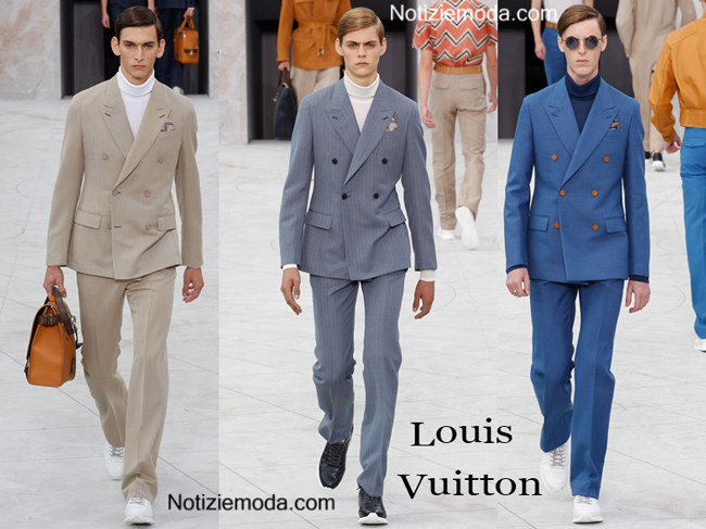 Sfilata Louis Vuitton uomo primavera estate