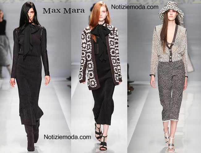 Abiti Max Mara primavera estate 2015 donna