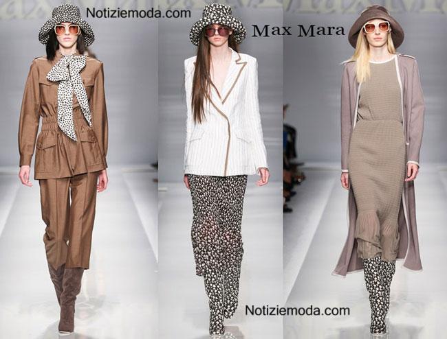 Accessori abbigliamento Max Mara 2015