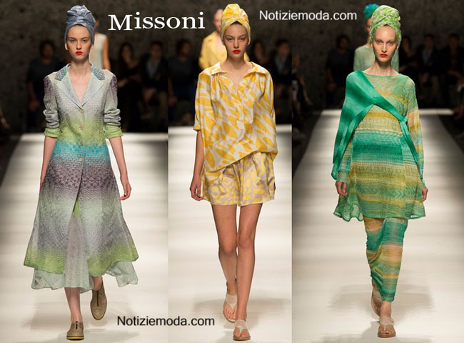 Accessori abbigliamento Missoni 2015