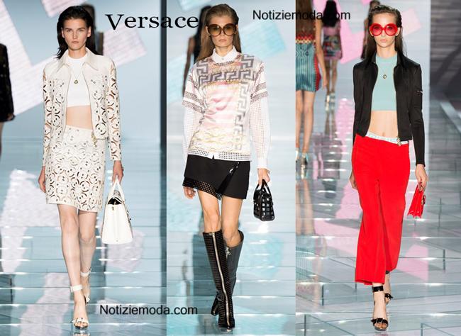 Accessori abbigliamento Versace primavera estate