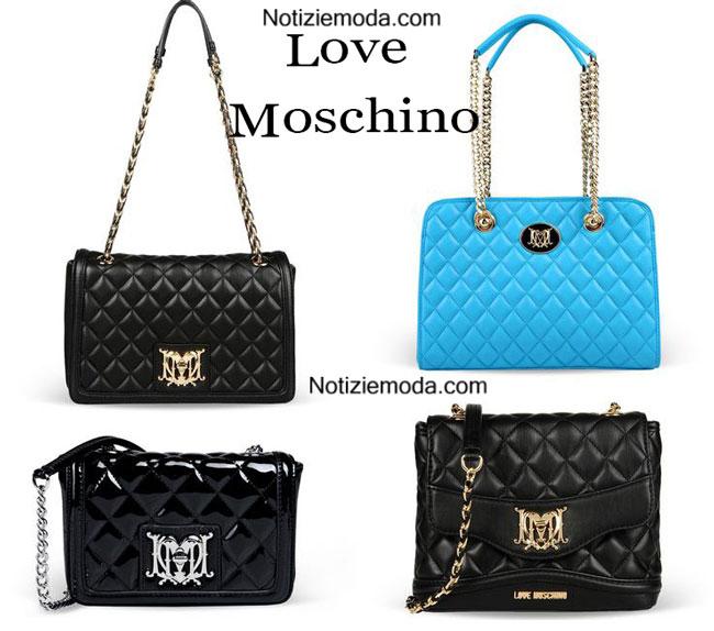 Moschino Borse 2015 Donna Love Accessori S5w1zqgx