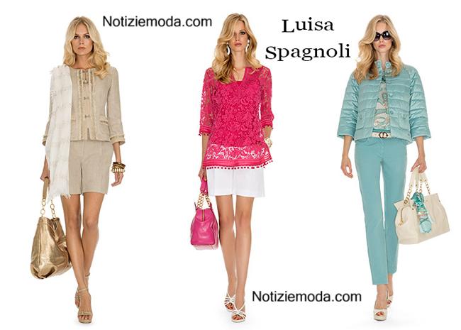 Accessori Luisa Spagnoli primavera estate donna