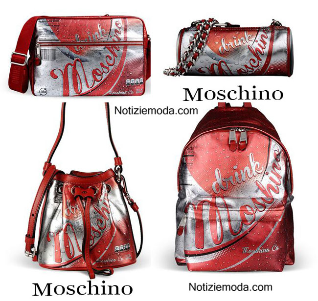 Accessori Moschino borse primavera estate 2015