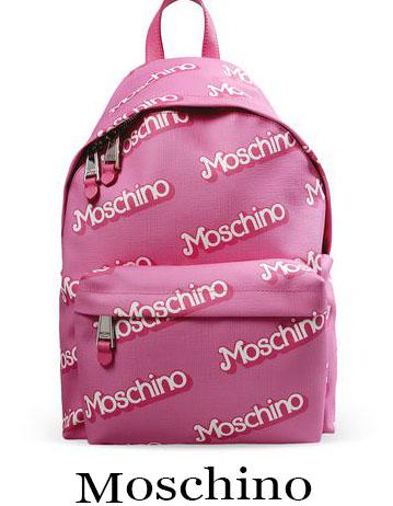 Accessori Moschino primavera estate 2015 donna