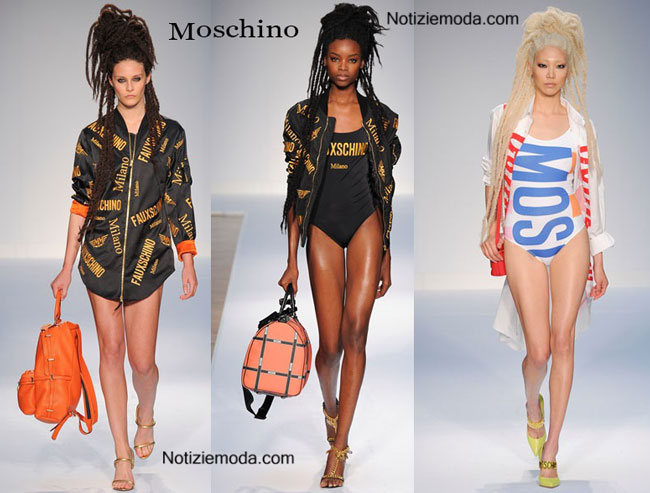 Accessori Moschino primavera estate 2015
