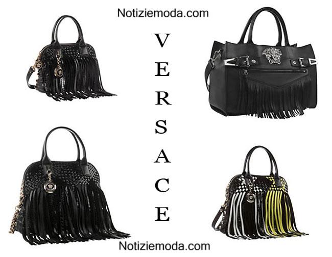 Accessori Versace borse primavera estate 2015