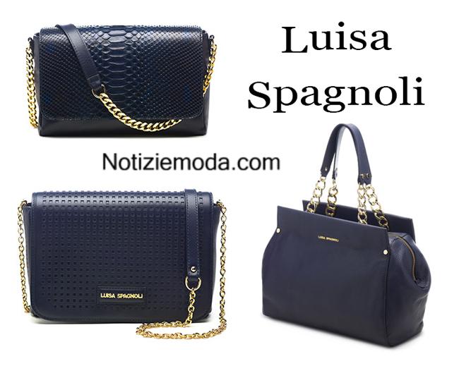 Bags Luisa Spagnoli primavera estate moda donna