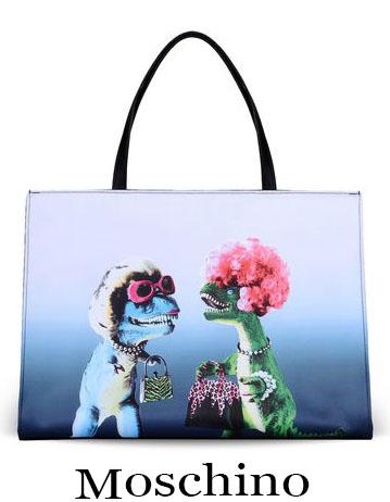 Bags Moschino online primavera estate 2015 moda