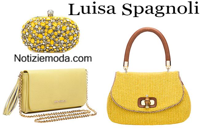 Borse Luisa Spagnoli primavera estate donna