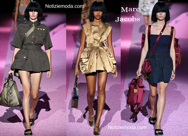 Borse Marc Jacobs primavera estate donna