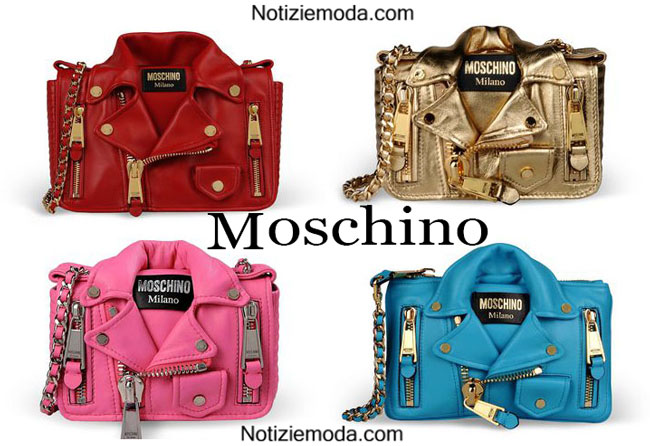 Borse Moschino primavera estate 2015
